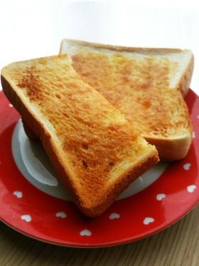朝食おやつ 知ったら最後*甘味噌トースト