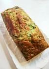 小松菜 ホットケーキミックス ケークサレ