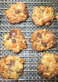 フルグラのドロップクッキー