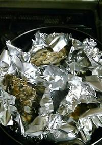 ぷりっぷり殻つき牡蠣