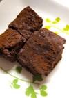 ヘルシーな生チョコ風豆腐チョコレート