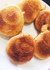 *ダイソーパウンドケーキ粉de簡単焼菓子