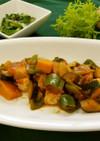 カレー風味のラタトゥユ(健康食)