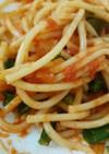 カゴメ基本のトマトソースナポリタン