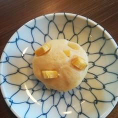 離乳食おやつ さつまいもの豆腐蒸しパン