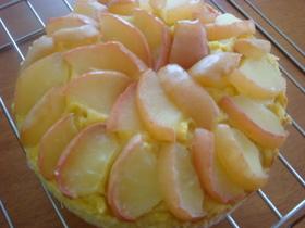 HKMを使って♡おからのりんごケーキ♡