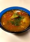 365スープ⑤塩麹ミネストローネトマト