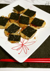 山芋の甘醤油焼き