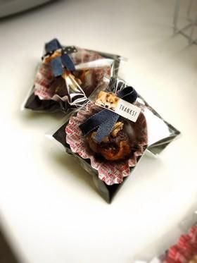 超簡単!カップケーキ★濃厚ガトーショコラ