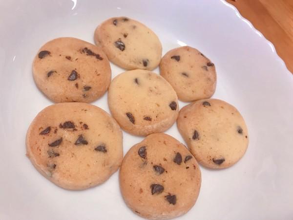 基本のアイスボックスクッキー