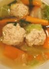 ちゃんこ風健康スープ