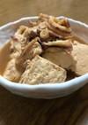 ヤリイカと豆腐の簡単煮