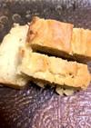 米粉と豆腐で卵なしヘルシーパウンドケーキ