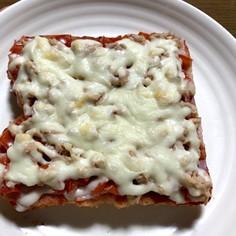 さっぱり!ピザトースト