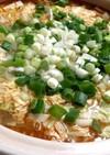 麻婆豆腐の素で麻婆大根鍋★簡単晩御飯に★