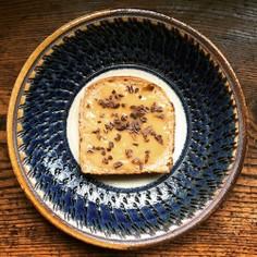 レモンカード&カカオニブの贅沢トースト
