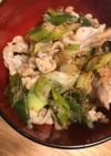 豚肉と長ネギの時短レシピ