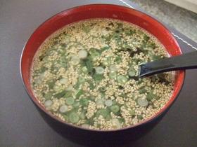 簡単☆中華料理店で見るスープ