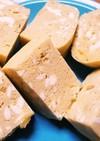 おやつに♡おからパウダーチーズ蒸しパン