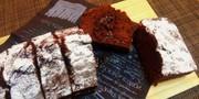 フォンダショコラ風チョコパウンドケーキ♪の写真