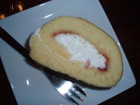 誰でも出来ちゃうふんわりロールケーキ