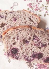 家にあるものブルーベリーパウンドケーキ♡