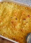 オーブンで作るポテトのスコップコロッケ