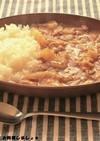 たっぷり白菜とひき肉のカレー