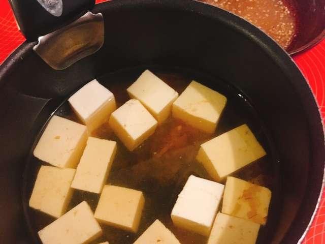 湯豆腐かつおダシ簡単ポン酢がない時レシピ