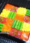 簡単モザイクちらし寿司