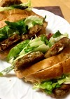 フランスパンサンドイッチ2