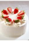 苺のショートケーキ♡