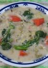 ヘルシー、トロトロ白菜、ホワイトシチュー