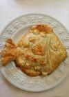 塩鮭 サーモンクリームパイ