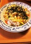 ひな祭りは、ばら寿司に限る。。