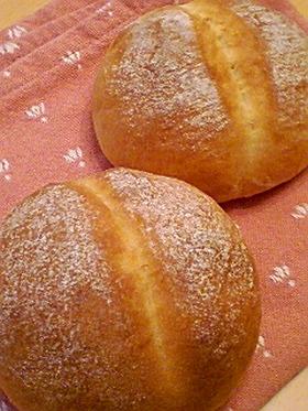 ヨーグルはちハイジのパン