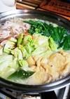 スタミナ味噌鍋