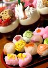 ひな祭り手まり寿司