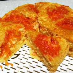 超簡単グレープフルーツ炊飯器ケーキ