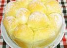 大絶賛♪生クリームちぎりパン