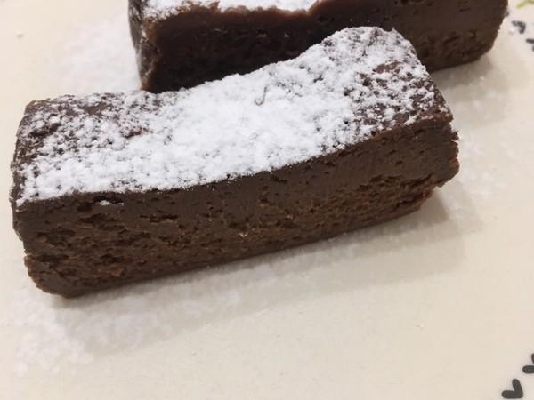 ◆生チョコケーキ◆簡単^ ^混ぜるだけ