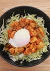 大和肉鶏のナラタトゥイユ丼