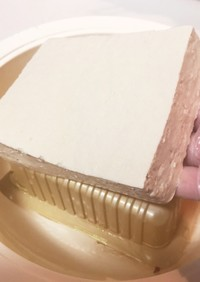豆腐パックを有効活用♡お豆腐の水切り