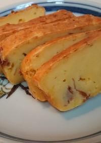 季節の一品✨梅チーズフィナンシェ