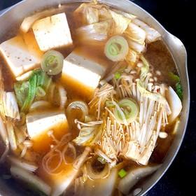 超簡単!韓国のあったまるお味噌汁❤︎