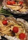 簡単おいしい鱈のホイル焼き