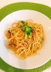 和風ペペロンチーノ醤油味激安簡単具材野菜
