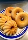 離乳食 HMで簡単★粉ミルク焼きドーナツ