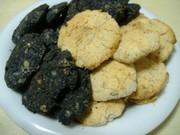 ハチミツおからクッキー(卵と小麦粉無し)の写真