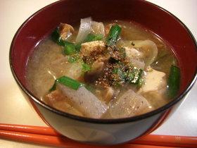 韓流!?味噌スープ☆